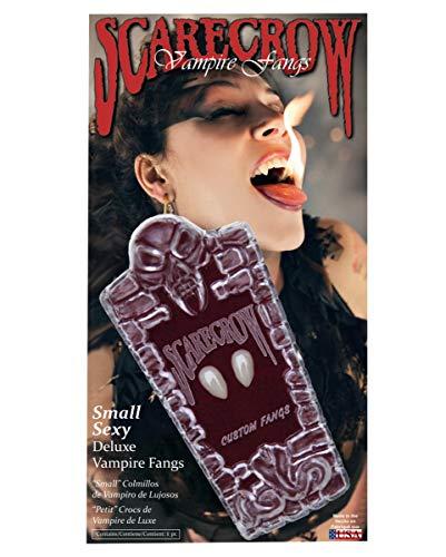 Scarecrow Lady Fangs Vampir ()