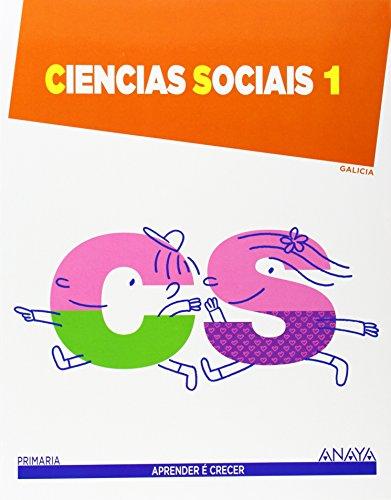 Ciencias Sociais 1. (Aprender é crecer) - 9788467847130