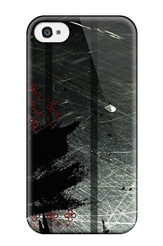 (Hot XoLtUTu14381xhydX Ayanami Rei Neon Genesis Evangelion Bodysuits Tpu Case Cover Compatible With Iphone 4/4s)