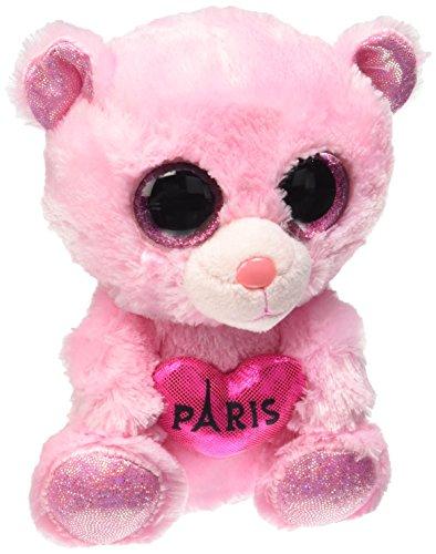 Ty - Ty36142 - Peluche - Beanie Boo's - Small - City Bear - Paris -