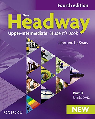 New Headway 4th Edition Upper-Intermediate. Student's Book + Workbook with Key (New Headway Fourth Edition)