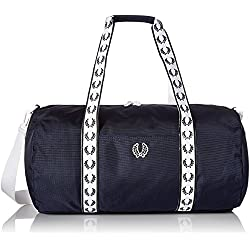 Fred Perry Track Barrel duffle bag