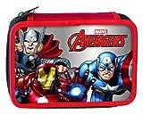 Factorycr plumier Avengers 14x 20x 3,5CMS Disney Astuccio Colori per Bambini,, (gimsa 337–23100)