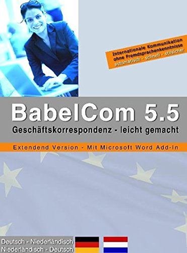 BabelCom 5.5 Extended Deutsch-Niederländisch  (P