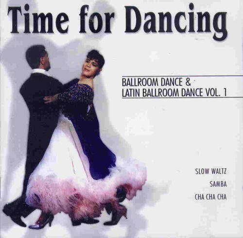 Time for Dancing - Latin Ballroom Dancing Vol.1 - Disco-dancing Dvd