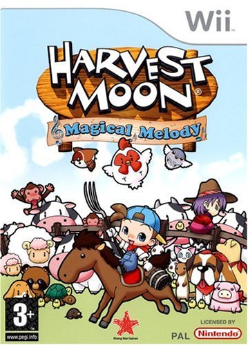 Harvest Moon - Magical Melody - PEGI Fr (Wii) (Harvest Moon A Magical Melody)