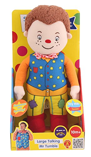 Image of Something Special Large Talking Mr Tumble Soft Toy