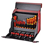 Bernstein Werkzeug GmbH 8100 VDE Werkzeugkoffer'SAFETY' mit 35 Werkzeugen