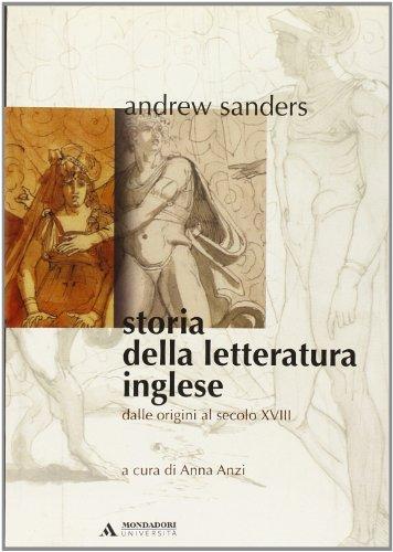 Storia della letteratura inglese: 1