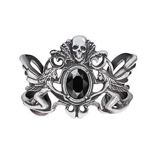 Alchemy Gothic La Fleur De Baudelaire Armband