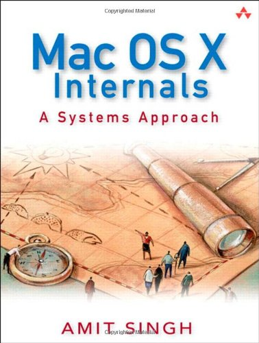 Mac OS X Internals: A Systems Approach (paperback) por Singh Amit