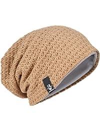 9d00f74b9 Men Oversize Beanie Slouch Skull Knit Large Baggy Cap Ski Hat B08