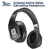NOONTEC Hammo Go Hi Fi Active Noise Cancelling Kopfhörer mit Mikrofon Stereo Over Ear Sport Headphones Headset