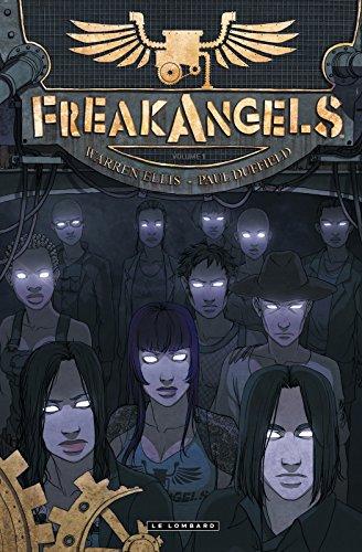 Freakangels - Tome 1 par Warren Ellis