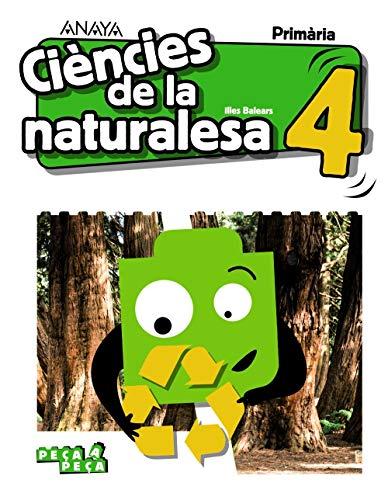 Ciències de la naturalesa 4. (Peça a peça)