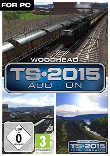 Train Simulator 2015 Woodhead Route AddOn
