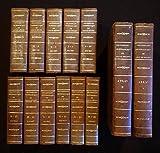 Dictionnaire technologique, ou Nouveau dictionnaire universel des arts et métiers et de l'économie industrielle et commerciale (13 volumes)