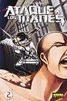 Ataque a los Titanes 2 par Isayama
