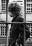 Póster Bob Dylan - London May 1966 (59,5cm x 84cm) + 1 paquete de tesa Powerstrips® (20 tiras)