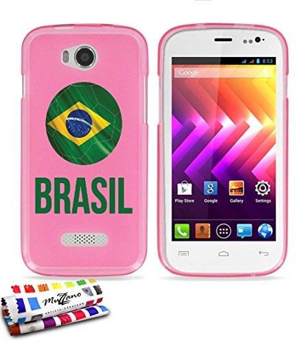 originale-schutzschale-von-muzzano-rosa-ultradnn-und-flexibel-mit-fuball-brasil-muster-fr-wiko-iggy