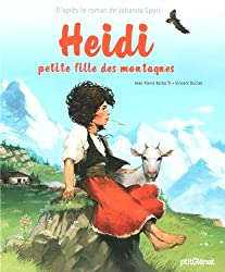 Heidi : Petite fille des montagnes