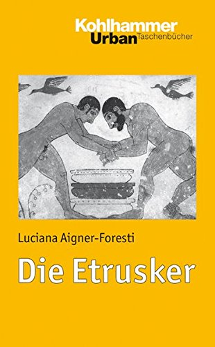 Die Etrusker (Urban-Taschenbücher, Band 704)