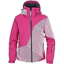 Trespass Tabatha - Chaqueta de esquí para mujer, color fucsia, talla XXL