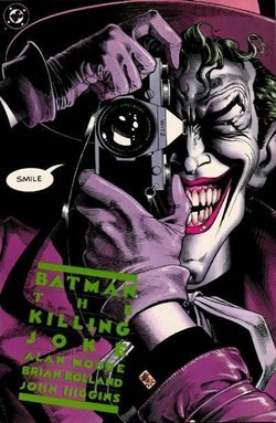 Batman the Killing Joke - First Edition