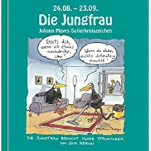 Johann Mayrs Satierkreiszeichen Jungfrau: Geschenkbuch Mini