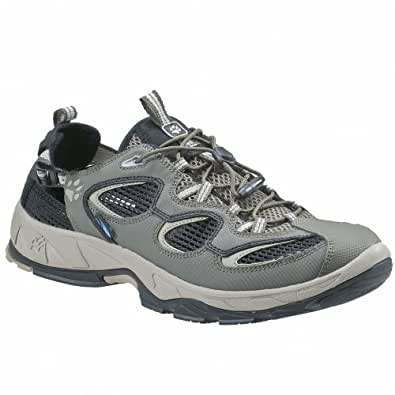 Jack Wolfskin CANYON Rave Homme 4010101–3014080Messieurs extérieur Chaussures fitness, granite, 45.5 EU