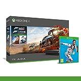 Xbox One X 1TB + Forza Horizon 4 + 14gg Xbox Live Gold + 1 Mese Gamepass [Bundle] + FIFA 19