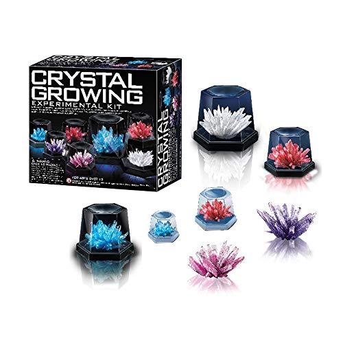 EP-Toy Wissenschaftliche experimentelle Spielzeuge, Kristall Pflanzen Kindererziehung Wissenschaft Chemie Experiment DIY Spielzeug, Lernspielzeug