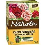 Naturen 8398 Engrais Rosiers et Arbustes A Fleurs 4 kg