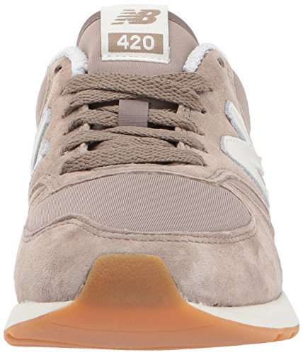 New Balance 420 Re-Engineered Donna Sneaker Marrone Chiaro Taupe