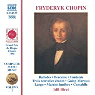 Chopin: Ballades / Fantaisie In F Minor / Galop Marquis