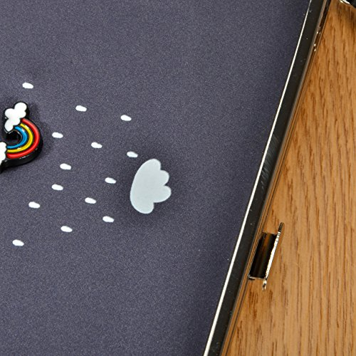 Portafogli da Donna Borsa con diamante tacchi alta modello, Sunroyal Multifunzionale [Grande capacità] Smartphone Wristlet Custodia Case Cover per iPhone 7 /7Plus /6S /6S Plus /6 /6Plus /SE /5S, Samsu Modello 36
