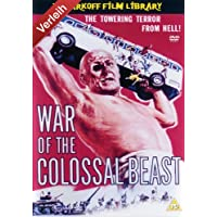 The Arkoff Film Library - War of the Colossal Beast