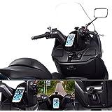 Ultimateaddons® - Fixation scooter moto 3M + support pour Apple iPhone 6 Plus - -, Aucun