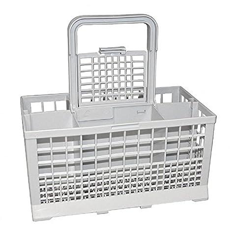 Premium Besteckkorb Universal für 60cm Spülmaschine Korb Geschirrkorb für Geschirrspüler zb für BSH Miele