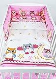 BABYLUX Kinderbettwäsche 2 Tlg. 90 x 120 cm Bettwäsche Bettset