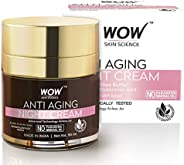 WOW Anti Aging No Parabens & Mineral Oil Night Cream,