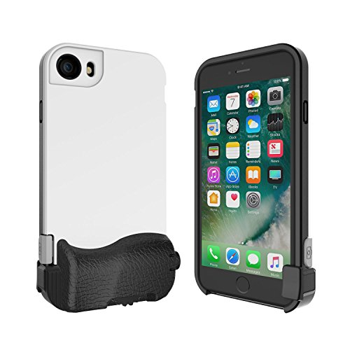 bitplay Snap. 7-iPhone Kamera Schutzhülle für iPhone 7, Weiß 01-video-capture