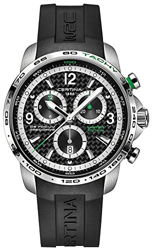 Certina DS Podium Chrono - WRC Limited Edition (0425/5000) horloge C001.647.17.207.10
