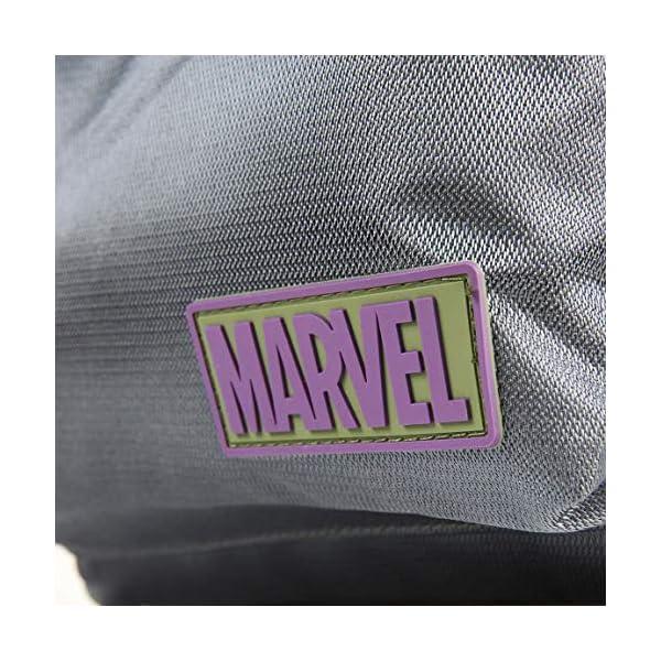 51kHhdhzpRL. SS600  - Artesania Cerda Avengers Hulk - Mochila Escolar, 44 cm, Verde