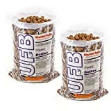Ultimate feed boilies / 15mm / 10kg / Fishmeal & birdseed