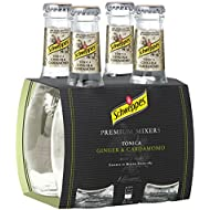 Schweppes PM Ginger y Cardamomo Bebida Refrescante - 4 Botellas