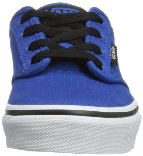 Vans Y Atwood, Baskets mode mixte enfant Bleu (Blue/Black)
