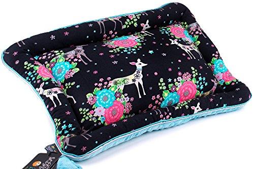 Jogo Design Kissen Anwendung - JoGo-Designs® Flachkissen für´s Babybett & Kinderbett.