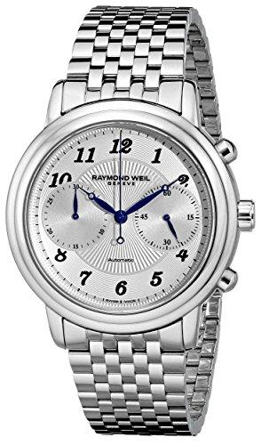 raymond-weil-maestro-homme-41mm-chronographe-bracelet-acier-inoxydable-automatique-montre-4830-st-05