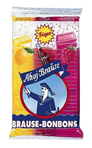 Frigeo - Ahoj-Brause-Bonbons - 3 Stangen/69g